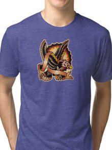 Spitshading 062 Tri-blend T-Shirt