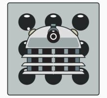 Dalek - Day Of The Daleks Kids Tee