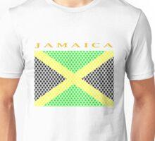 JAMAICA, STAR Unisex T-Shirt
