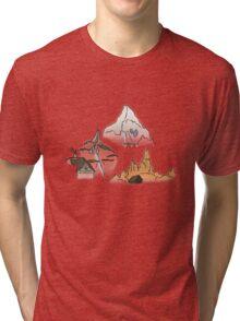 Mickey's Mountain Climber Tri-blend T-Shirt