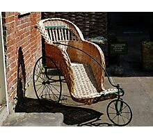 Willow Transport ....... Photographic Print