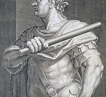 Flavius Domitian by Bridgeman Art Library