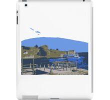 Water Bus iPad Case/Skin