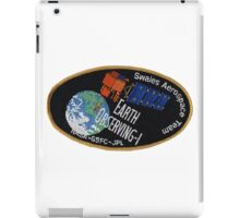 Earth Observing-1 Mission (EO-1) SWALES Team Patch iPad Case/Skin