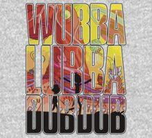 Wubba lubba dub dub One Piece - Long Sleeve