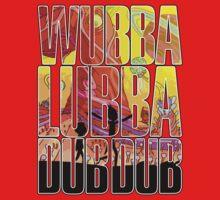 Wubba lubba dub dub One Piece - Short Sleeve