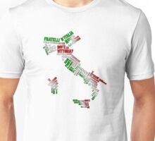 Fratelli D'Italia Unisex T-Shirt