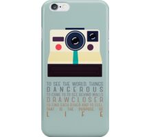 the purpose of life iPhone Case/Skin