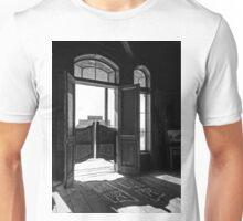 The Swinging Doors Unisex T-Shirt