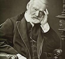Victor Hugo by Bridgeman Art Library