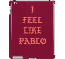 Kanye - I Feel Like Pablo iPad Case/Skin