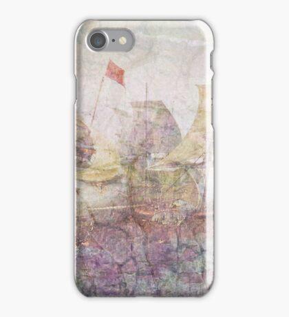 Under Full Sail iPhone Case/Skin