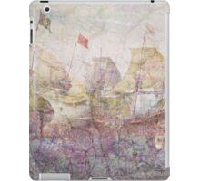 Under Full Sail iPad Case/Skin