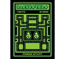 Pac-Busters Photographic Print