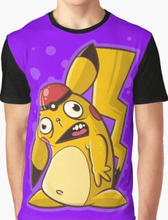 Pika Derp Graphic T-Shirt