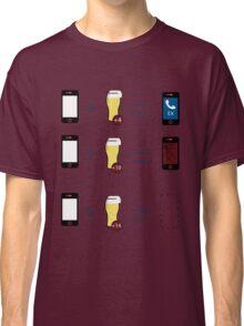 Drunk Problems  Classic T-Shirt