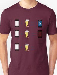 Drunk Problems  Unisex T-Shirt