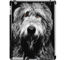 Hazard - Our Irish Wolfhound iPad Case/Skin