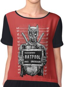 The Batpool Chiffon Top