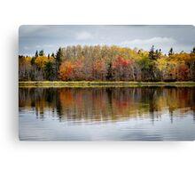 Fall in Cape Breton Canvas Print