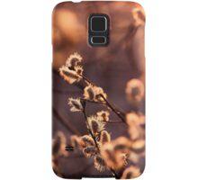Golden Evening Samsung Galaxy Case/Skin