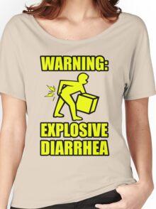 Explosive Diarrhea Women's Relaxed Fit T-Shirt