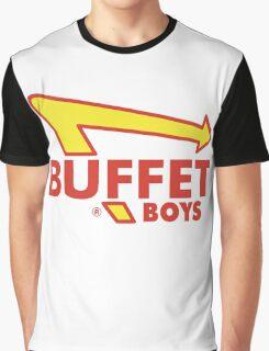 Buffet Boys Graphic T-Shirt