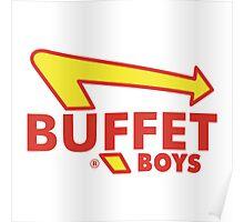 Buffet Boys Poster