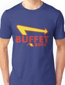 Buffet Boys Unisex T-Shirt