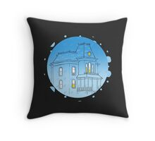 Bates Motel - Psycho Throw Pillow