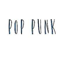POP PUNK by godtomanydevils