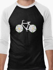 Ride Yorkshire! Men's Baseball ¾ T-Shirt