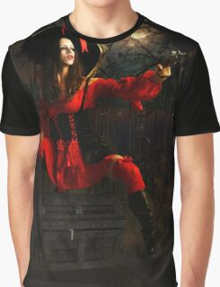 Stand & Deliver- The Highwaywoman Graphic T-Shirt