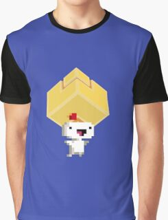 Cube Get! Graphic T-Shirt