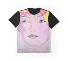 Floral garland Graphic T-Shirt