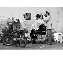 Saigon Way Photographic Print