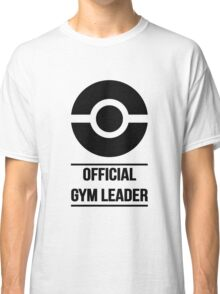 Official Gym Leader Brand Classic T-Shirt