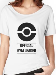 Official Gym Leader Brand Women's Relaxed Fit T-Shirt