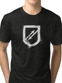 Tomb Raider - Upgrade Shield Tri-blend T-Shirt