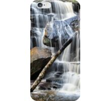 Somersby Falls Log in colour iPhone Case/Skin