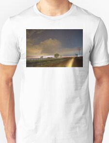 Double Yellow Storm Chase T-Shirt