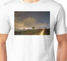 Double Yellow Storm Chase Unisex T-Shirt