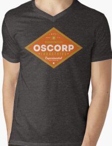OSCORP Industries Mens V-Neck T-Shirt