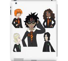 Harry Potter Cast Favorites  iPad Case/Skin