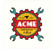 ACME Corporation Art Print