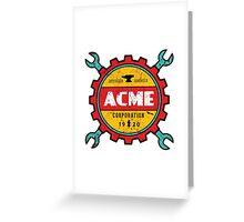 ACME Corporation Greeting Card