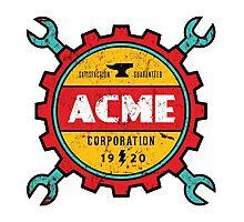 ACME Corporation Photographic Print