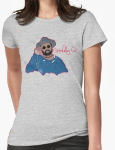 ScHoolboy Q - Cartoon Womens Fitted T-Shirt