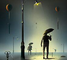 Tesouras. by Marcel Caram