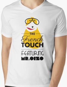 The French Touch - Feat MR.OIZO Mens V-Neck T-Shirt